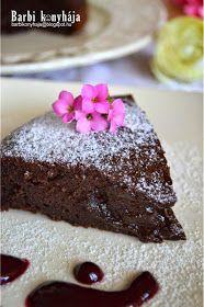 Barbi konyhája: Olvadó csokoládétorta - Paleo Eat Dessert First, Paleo Dessert, Paleo Food, Cake Recipes, Dessert Recipes, Hungarian Recipes, Sweet Desserts, Low Carb Recipes, Food And Drink