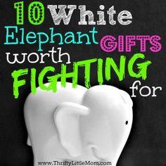 Top fun christmas gift exchange ideas