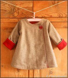abrigos niña | LITTLE MADEMOISELLE COAT - ABRIGO LITTLE MADEMOISELLE