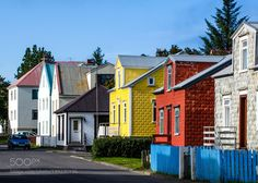 Popular on 500px : Colourful Street by chriswtaylor
