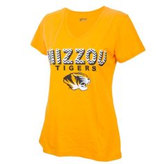 Cheer on your  Tigers in this new  Mizzou tee! Available online and in 728fd64fbc43