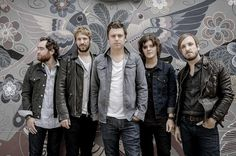 """Song Premiere: The Wild Feathers, """"Hard Times"""", American Songwriter, Songwriting"""