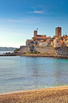Antibes (French Rivera) from the ramparts. by Nick_Payne, via Flickr
