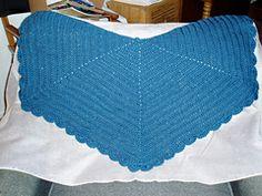 Ravelry: Williston Shawl pattern by Cynthia Miller