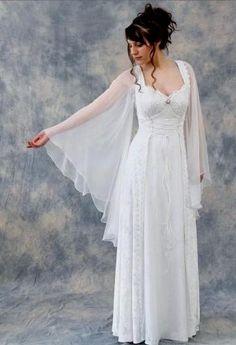 1000 Ideas About Celtic Wedding Dresses On Pinterest