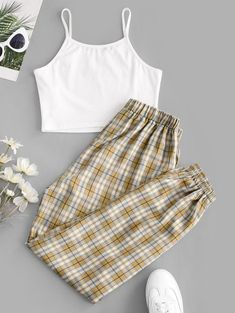 Girls Fashion Clothes, Tween Fashion, Teen Fashion Outfits, Outfits For Teens, Summer Outfits, Girl Outfits, Style Fashion, Cute Comfy Outfits, Pretty Outfits