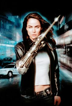 Witchblade TV series: Yancy Butler as Sara Pezzini