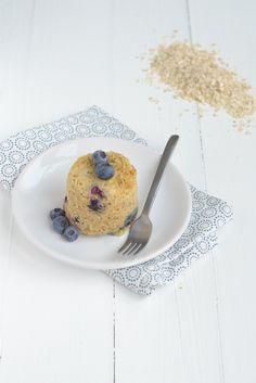 Healthy mug cake voor ontbijt