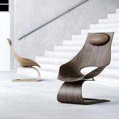 Dream Chair - это новое кресло, созданное японским дизайнером Тадао Андо совместно со студией Carl Hansen & Søn по мотивам силуэтов мебели знаменитого датского дизайнера Ханса Дж. Вегнера