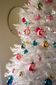 Pink & Colorful Christmas