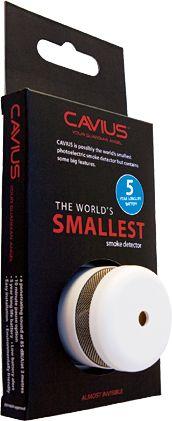 Finally, a designer smoke detector...