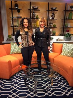 Mary Mary Big Girl Fashion, Curvy Women Fashion, Diva Fashion, Plus Size Fashion, Classy Fashion, Famous Sisters, Erica Campbell, Thick And Fit, Women In Music