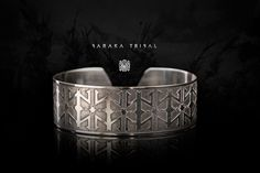 Maluku Etched Tribal Cuff by ViatheEars on Etsy Tribal Bracelets, Tribal Jewelry, Nickel Silver, Southeast Asia, Copper, Cleaning, Shapes, Jewellery, Etsy