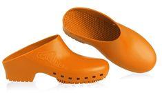 Orange Calzuro Footwear