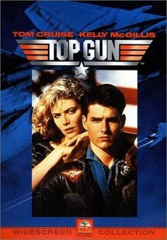 Top gun: seen it once. In love with it ever since!