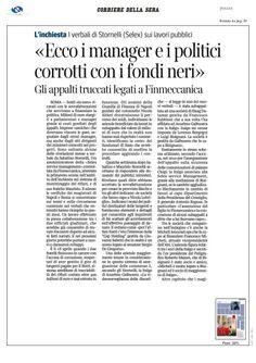 Sistri inchiesta appalti finmeccanica by Alessio Viscardi via slideshare