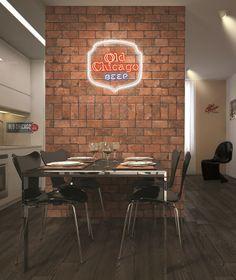 Chicago Brick Wrigley (SERFL3000)