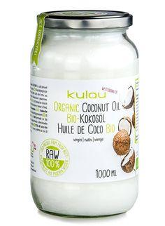 Vegan, Fett, Coconut Oil, Jar, Organic, Beauty, Carne Asada, Good Ideas, Products
