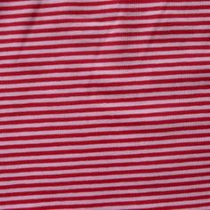 f3a2156a391 Jersey fabric - Red and pink engineered stripe - cotton elastane knit-1.5m  + 1FQ