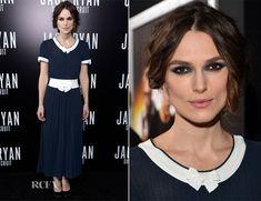 Keira Knightley In Chanel – 'Jack Ryan: Shadow Recruit' LA Premiere