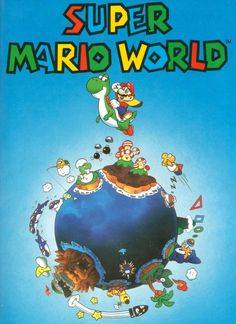 Super Mario World Poster