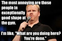 Jim gaffigan is the man