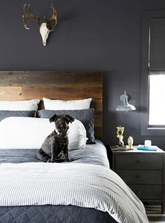 5 Smooth Tips AND Tricks: Girls Bedroom Remodel Pink master bedroom remodel before and after.Mobile Home Master Bedroom Remodel bedroom remodeling on a budget. Modern Farmhouse Bedroom, Farmhouse Master Bedroom, Farmhouse Ideas, Rustic Farmhouse, Bedroom Modern, Bedroom Rustic, Industrial Bedroom Decor, Minimalist Bedroom, Rustic Decor