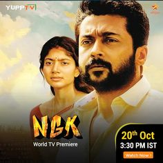 Enjoy episode of your favorite program NGK on Star Vijay at any time through YuppTV. Full Episodes, Stars, Movies, Movie Posters, Films, Film Poster, Sterne, Cinema, Movie