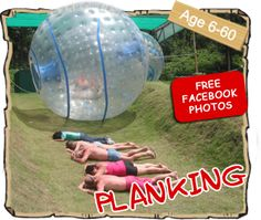 Rollerball - Patong, Phuket, Thailand - offers sphering (Zorbing), a great outdoor activity, rain or shine and suitable for all ages. One of the best things to do in Patong.