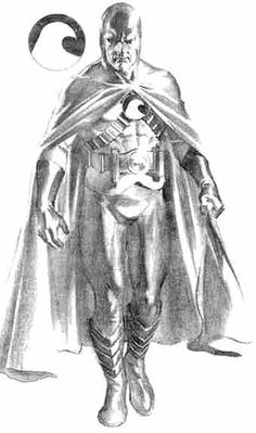 Kingdom Come Robin design sketch by Alex Ross Comic Book Artists, Comic Artist, Comic Books Art, Alex Ross Kingdom Come, Tim Burton Batman, Dc Comics Heroes, Character Design Animation, Classic Comics, Batcave