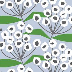 Linda Svensson Edevint Scandinavian Pattern Collection Scandinavian Pattern Collectionは、テキスタイルパターンを中心とした北欧デザインコレクションです。