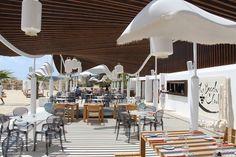 Ibiza restaurants: Beach restaurants