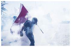 Ato contra o Leilão de Libra, Rio de Janeiro - RJ, Outubro - foto Jornal Zona de Conflito