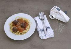 Spaghetti, almôndegas e tradição