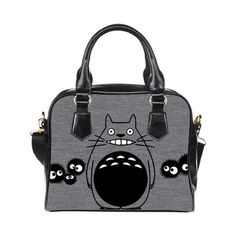 It's Totoro thing....You wouldn't understand.