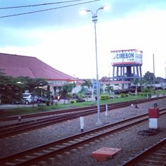 Cirebon Train Station