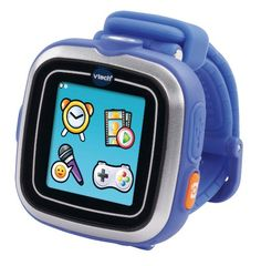 The VTech Kidizoom Smart Watch More On Wrist Than Handheld This