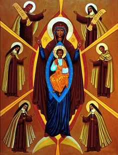 my desert heart:: Novena to Our Lady of Mt. Carmel begins July 9 - July 16