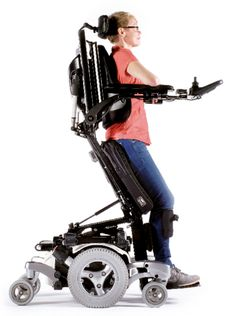Jive Up Standing Information Engineering, Handicap Accessible Home, Body Tech, Off Road Camper Trailer, Powered Wheelchair, Adaptive Equipment, Mobility Aids, Spinal Cord Injury, New Inventions