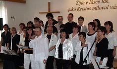Když Přerovem znějí gospely: hudba nás nabíjí, shodují se sboristé