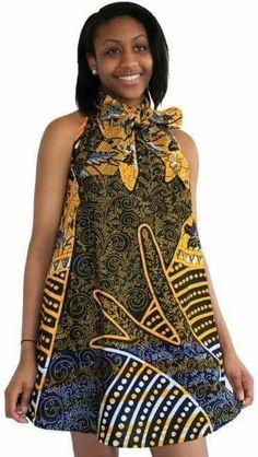 Beautiful Short Ankara Gown Styles ankara short gown styles of 2019 can never get better African Print Dresses, African Print Fashion, Africa Fashion, African Dresses For Women, African Attire, African Wear, African Fashion Dresses, African Clothes, Ankara Short Gown Styles