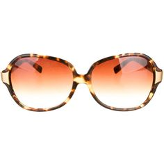 Pre-owned Oliver Peoples Sunglasses (1,935 MXN) ❤ liked on Polyvore featuring accessories, eyewear, sunglasses, brown, tortoiseshell glasses, oliver peoples sunglasses, tortoise shell sunglasses, oliver peoples glasses und tortoise sunglasses