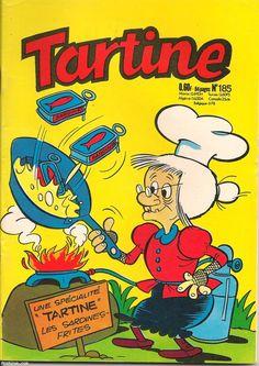 Tartine - petit format N°185 - S.F.P.I 1965