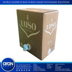 Bag In Box, Edible Oil, Packaging Solutions, World Leaders, Beverages, Dairy, Wine, Fruit, Vegetables