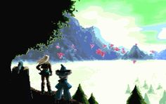 Radical Dreamers: Nusumenai Houseki Publisher: Square Developer: Square Platform: Super Famicom Satellaview Year: 1996