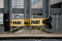 Wet Paint, The Tunnel series –2011