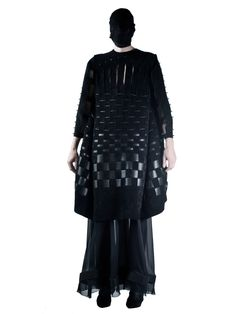 THE MADONNA DRESS BY PETER MOVRIN