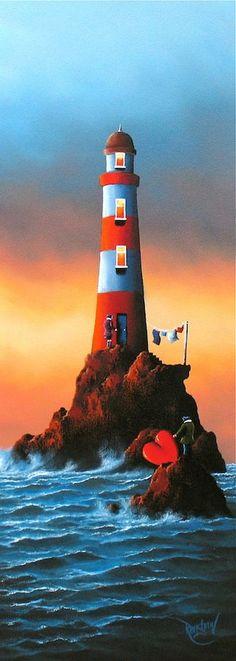 #Lighthouse - David #Renshaw... http://dennisharper.lnf.com/