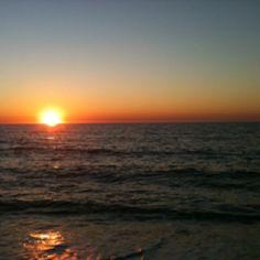 Vanderbilt beach sunset, Naples Florida in December. How lovely!!!
