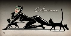 super hero female pinup images | Badass Chicks: 12 Women Superheroes Drawn In Pin-Up Style